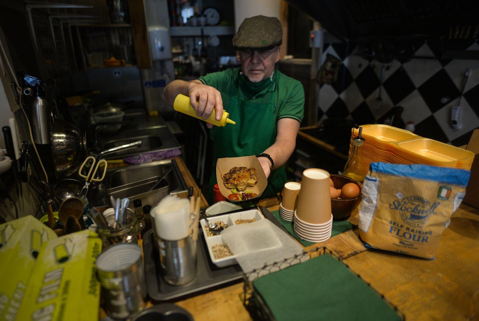 St. Patricks Day Food In Dublin