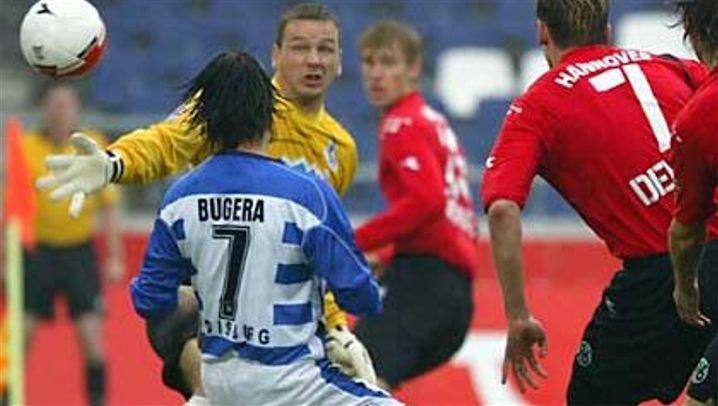 8. Bundesliga-Spieltag: Angst, Wut und voller Einsatz