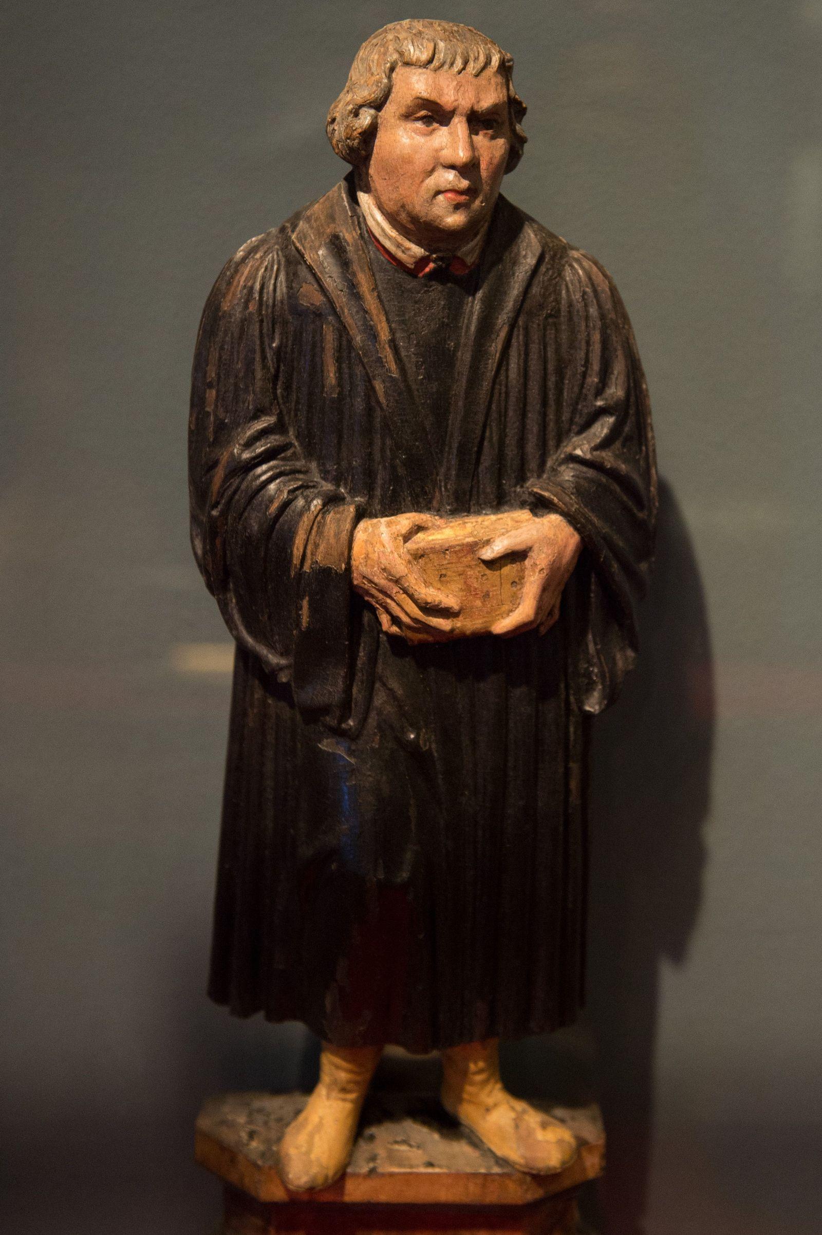 Ausstellung Martin Luther