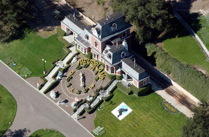 Die Neverland Ranch