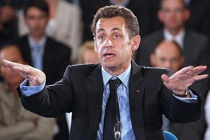 Sarkozy: Einwanderungsstopp als Prestigeobjekt