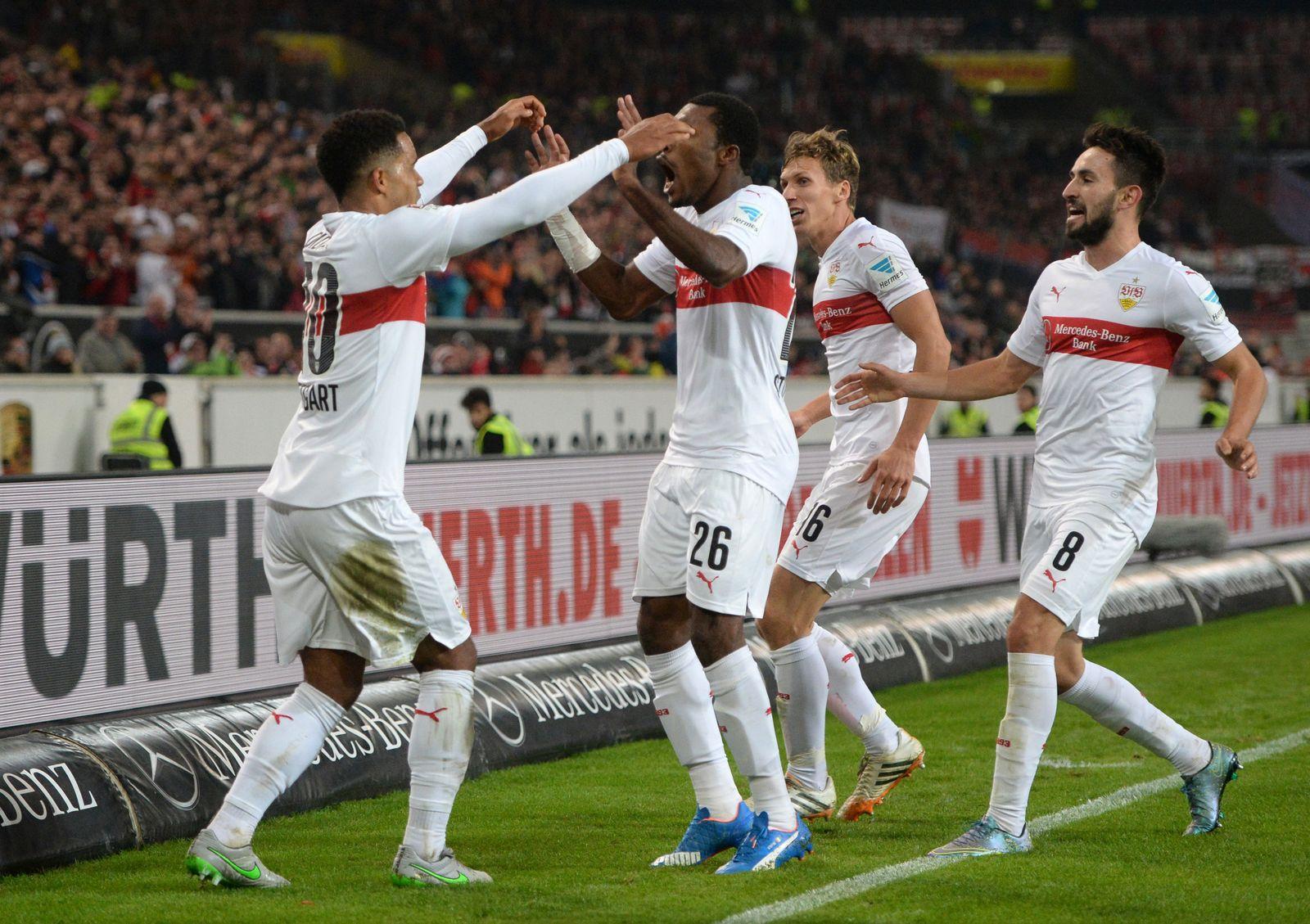 VfB Stuttgart - FC Ingolstadt 04