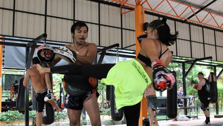 Boxcamp auf Phuket: Der Thai-Urlaub mit dem Kick