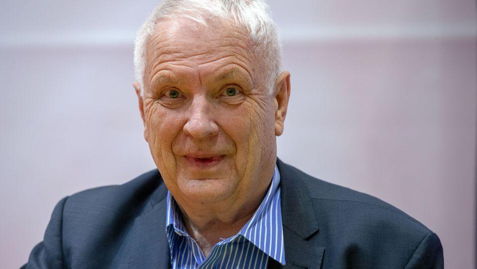 Svein Arne Hansen im Februar in Leipzig: Laut EAA haben die Ärzte noch keine detaillierte Prognose über seine Genesung abgegeben