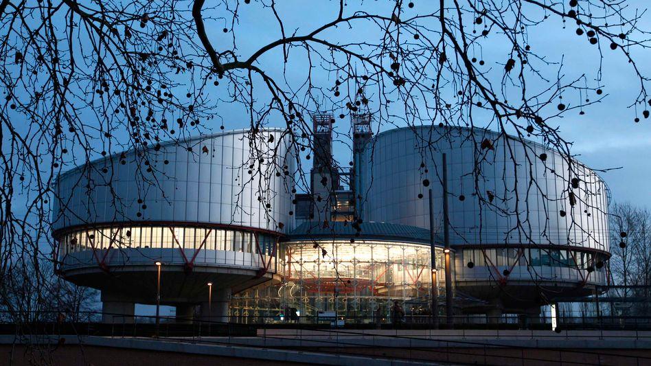 EGMR-Sitz in Straßburg: Richter korrigieren deutsche Rechtsprechung
