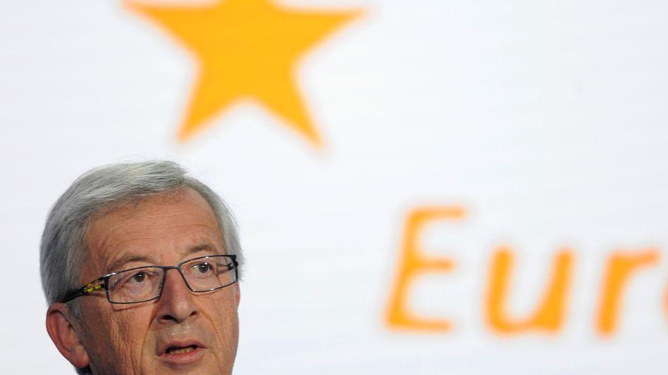 Europa-Politiker Juncker: Miese wirtschaftspolitische Bilanz