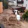 Überschwemmungen auch an deutsch-österreichischer Grenze