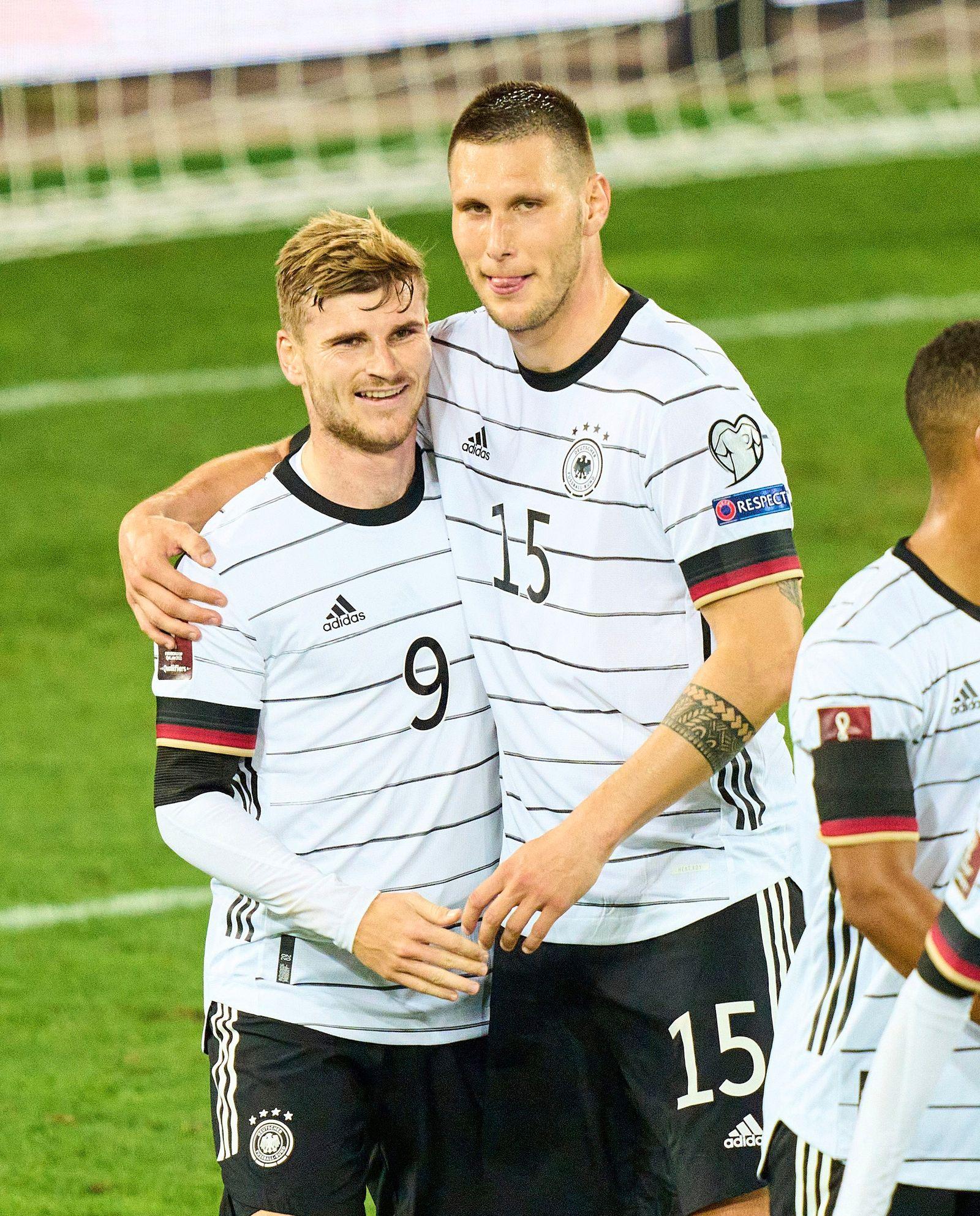 World Cup 2022 Quali Football LIECHTENSTEIN - GERMANY