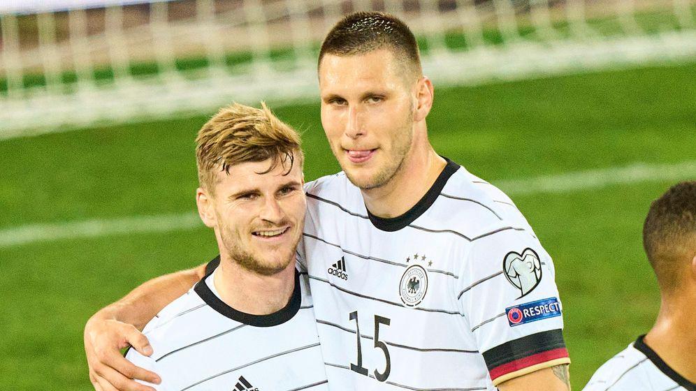 Nationalspieler Werner, Süle bei Länderspiel in Liechtenstein: »Keine Lust mehr hier«