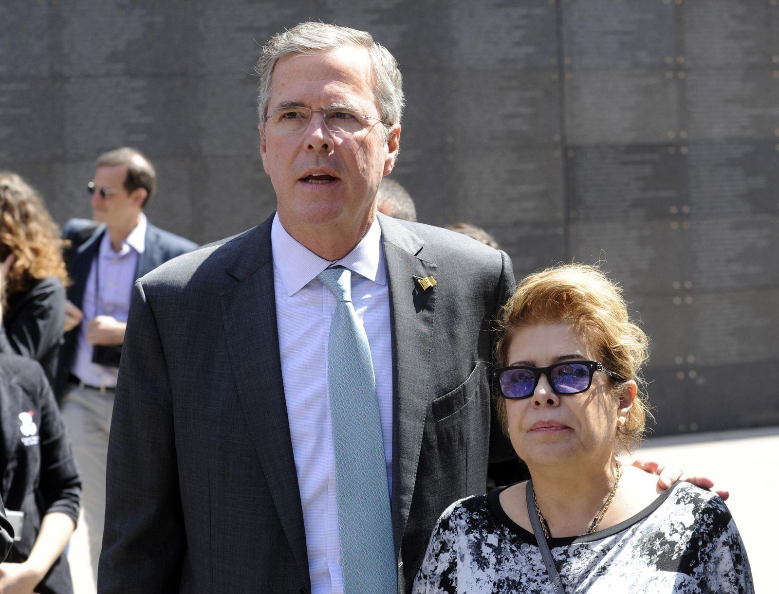 Jeb Bush / Columba Bush
