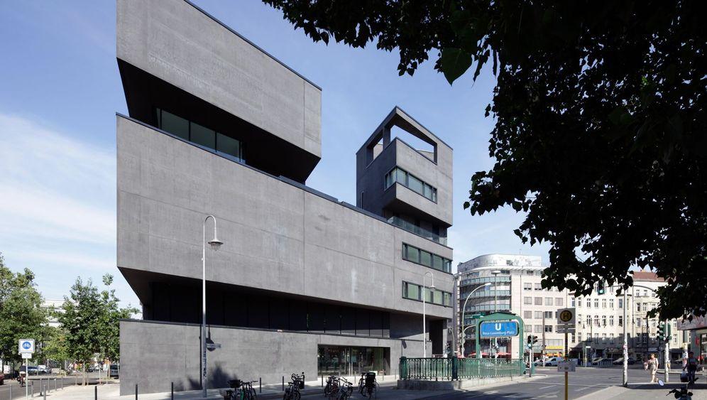 Architektur für Sammler: Abstrakte Betonskulpturen