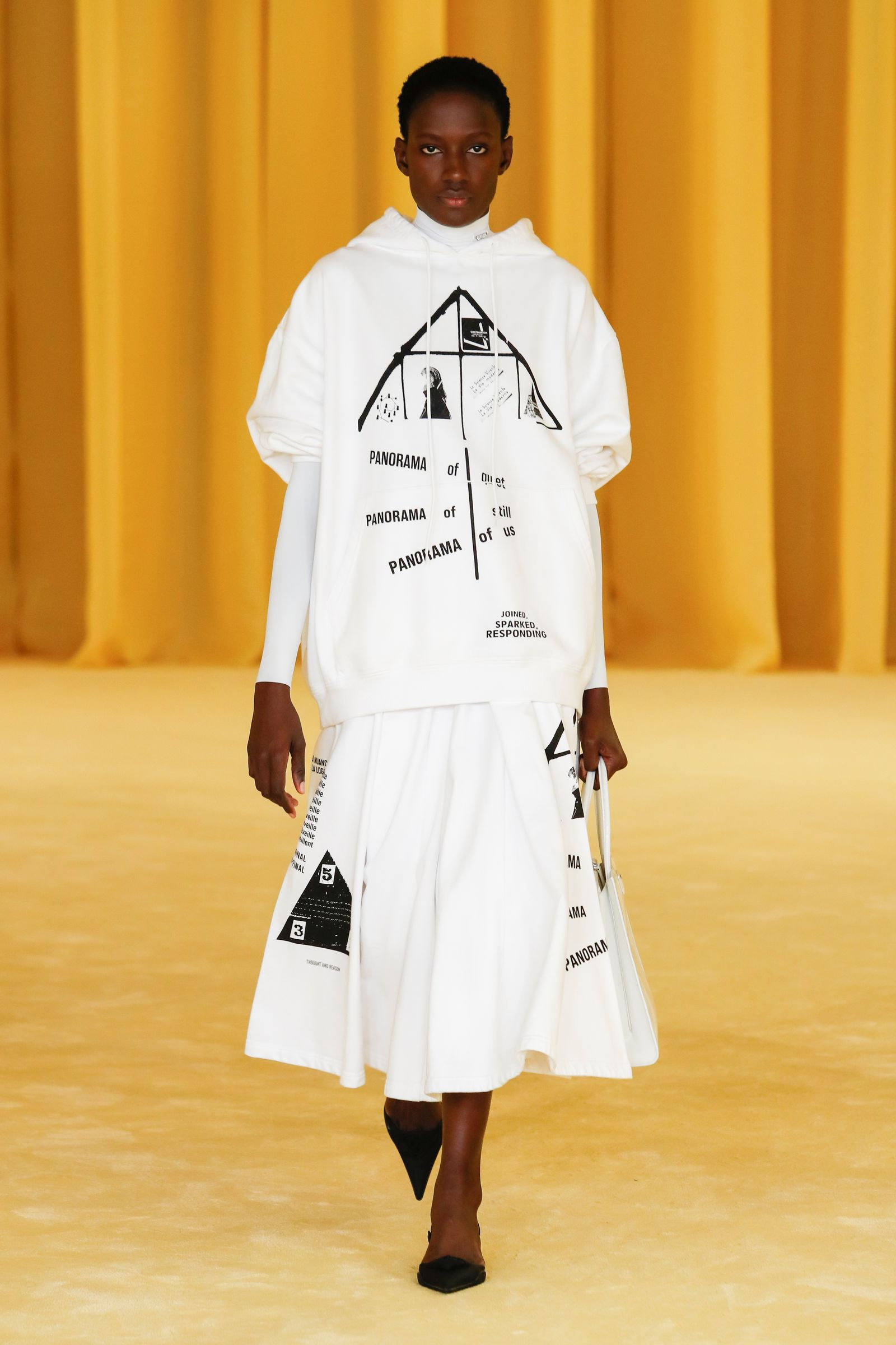 Prada Spring/Summer 2021 women's collection