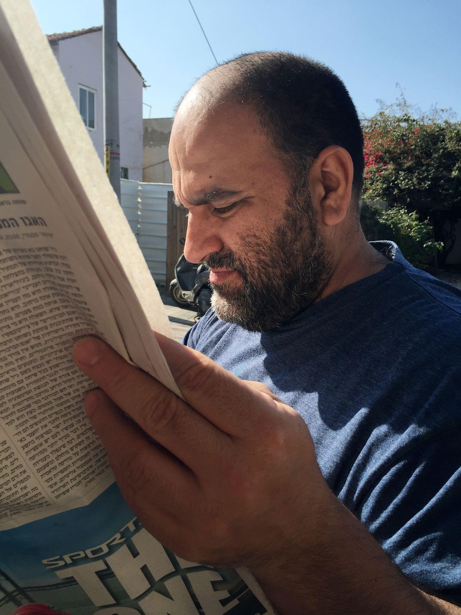 EINMALIGE VERWENDUNG Zeev Avrahami