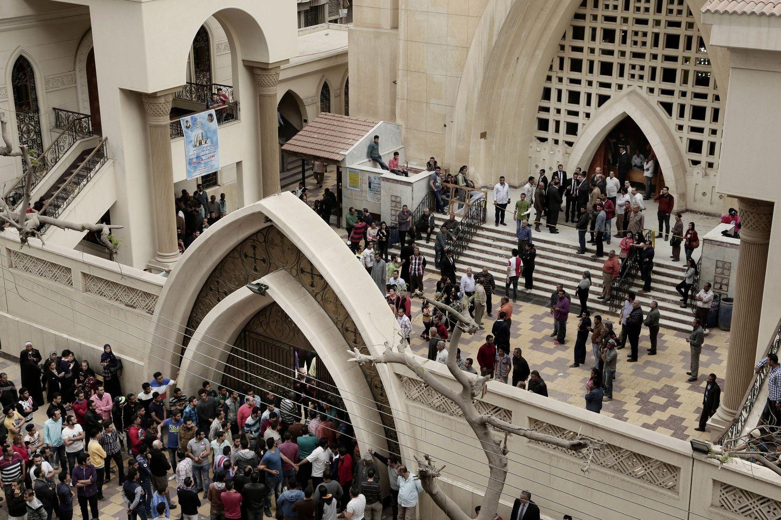 Anschlag auf Christen in Ägypten