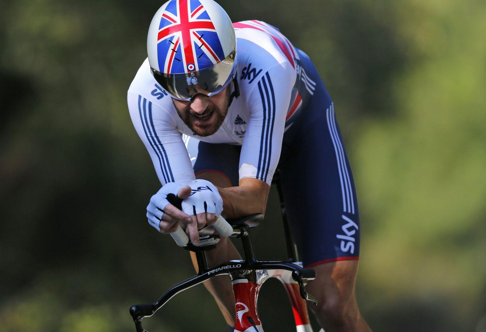 Spain Cycling Wiggins