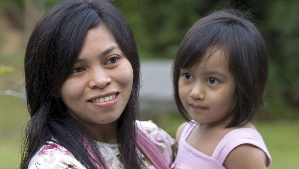 Zu Hieben verurteilt: Das Malaysische Model Kartika Sari Dewi Shukarno