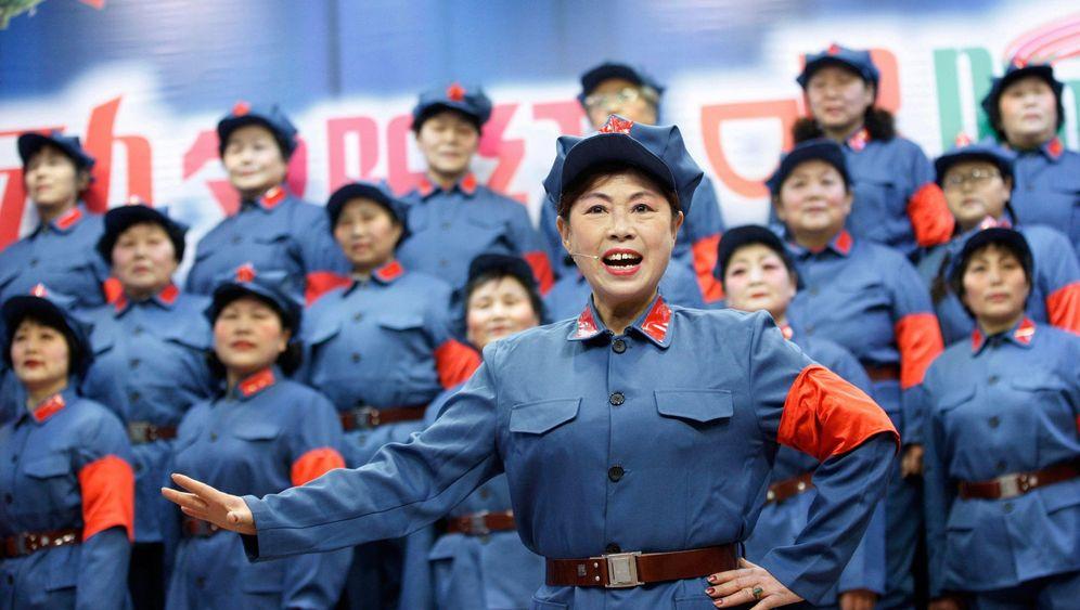 Roter Toursmus: Pilgern zu Mao
