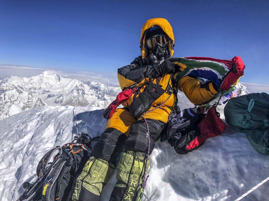 Mount everest warteschlange