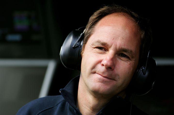 Gerhard Berger, Ex-Formel-1-Fahrer