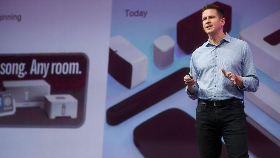 Audiohersteller: Sonos-Chef verspricht neue Updates für alte Produkte