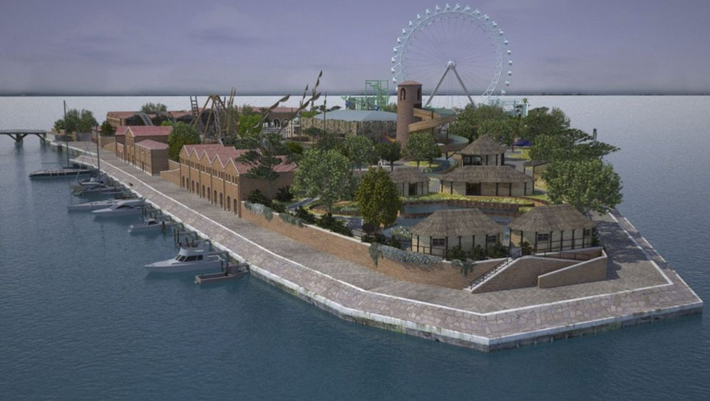 Investorenpläne: Venedigs Spaß- und Kulturinsel
