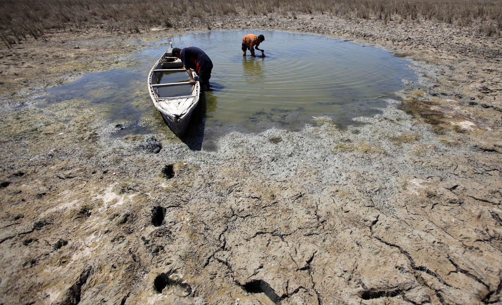 Irak/ Trockenheit