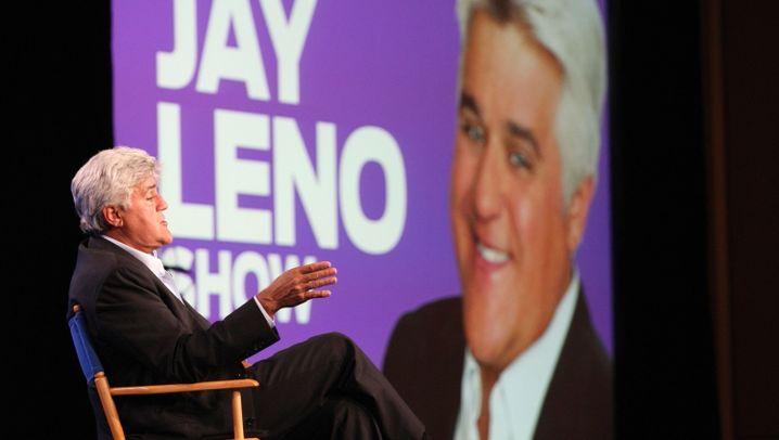 Talk-Stars Leno und Co.: Ende einer Ära