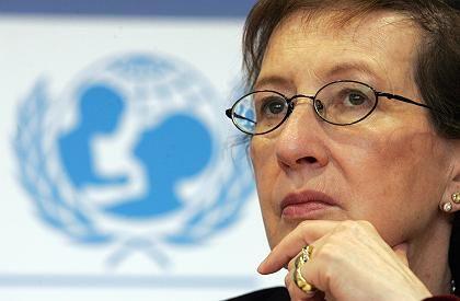 Ehrenamtliche Unicef-Vorsitzende Simonis: Ein Berater verdiente bis zu 16.000 Euro monatlich