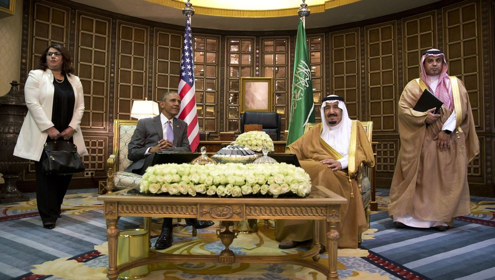 Obama zu Besuch bei König Salman in Saudi-Arabien: Ein schwieriger Freund