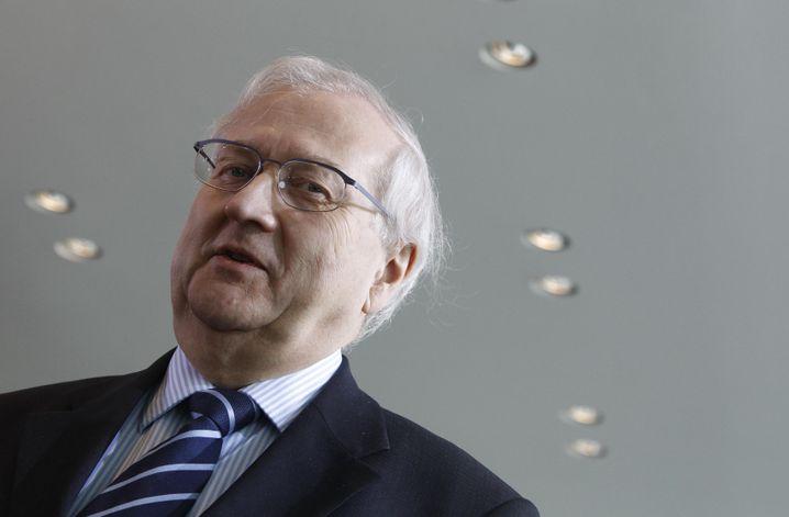 Wirtschaftsminister Brüderle: Eingetrübtes Image