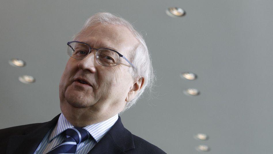 """Wirtschaftsminister Brüderle: Korrekturen bei """"Elena"""" angekündigt"""