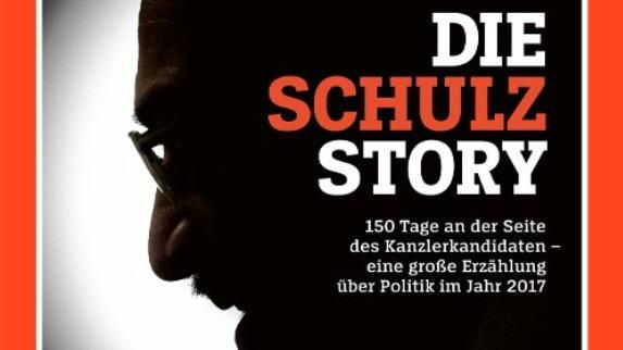 Ausgezeichnete SPIEGEL-Titelgeschichte über Martin Schulz