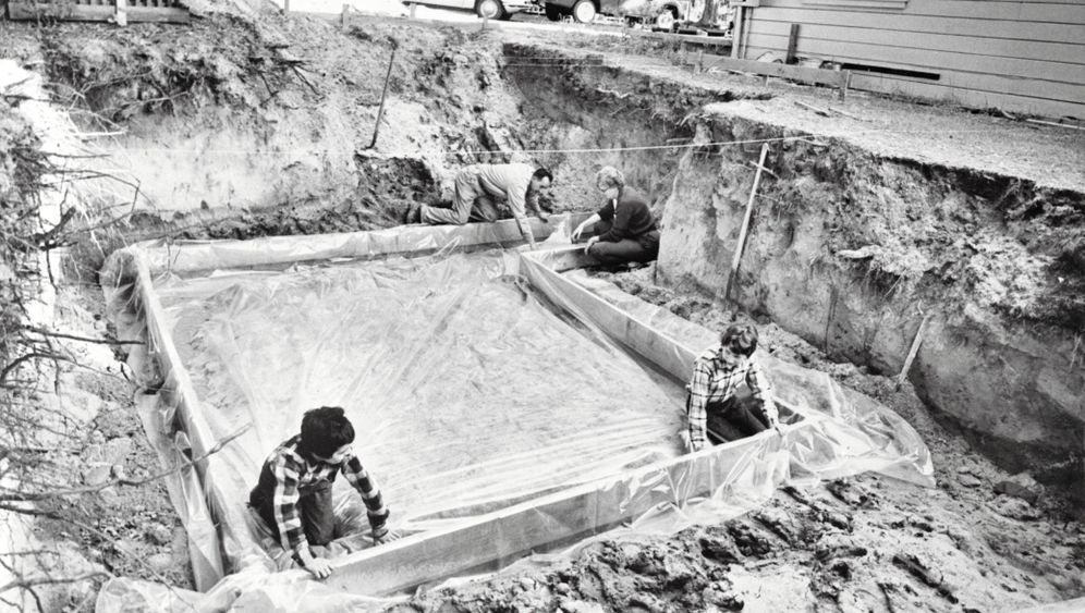 US-Bunker im Kalten Krieg: Schöner wohnen im Betongrab