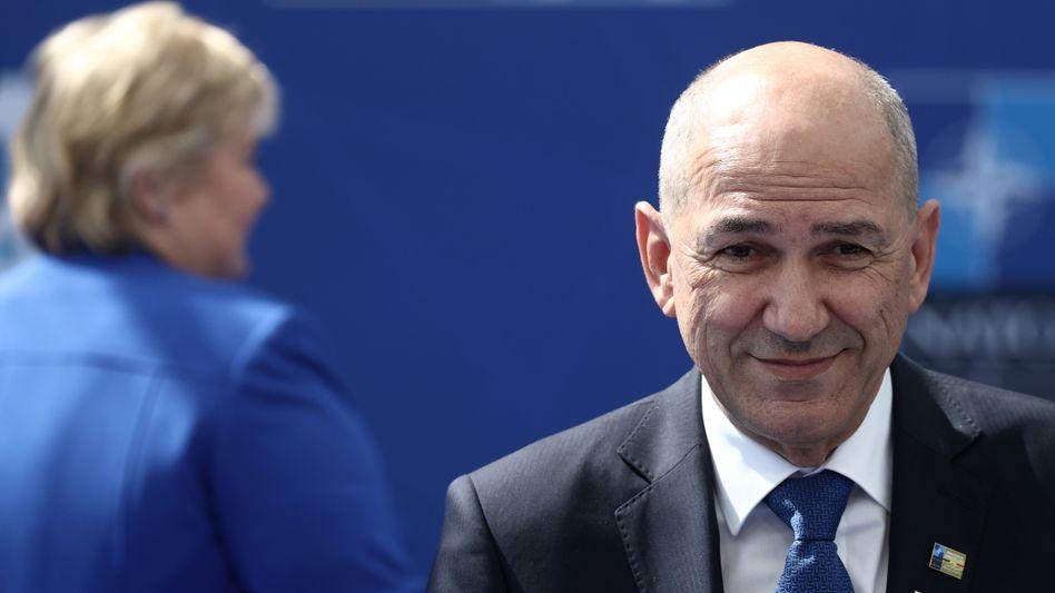 Sloweniens Premier Janša: Den Rechtsstaatsprinzipen der EU »einen Schlag« versetzt