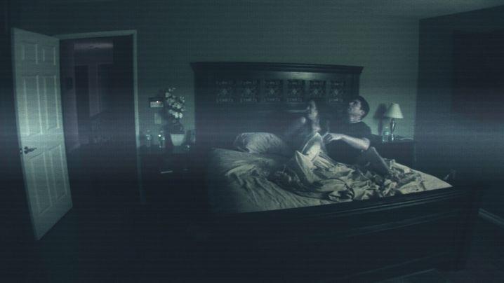 """""""Paranormal Activity"""": Rumoren im Eigenheim"""