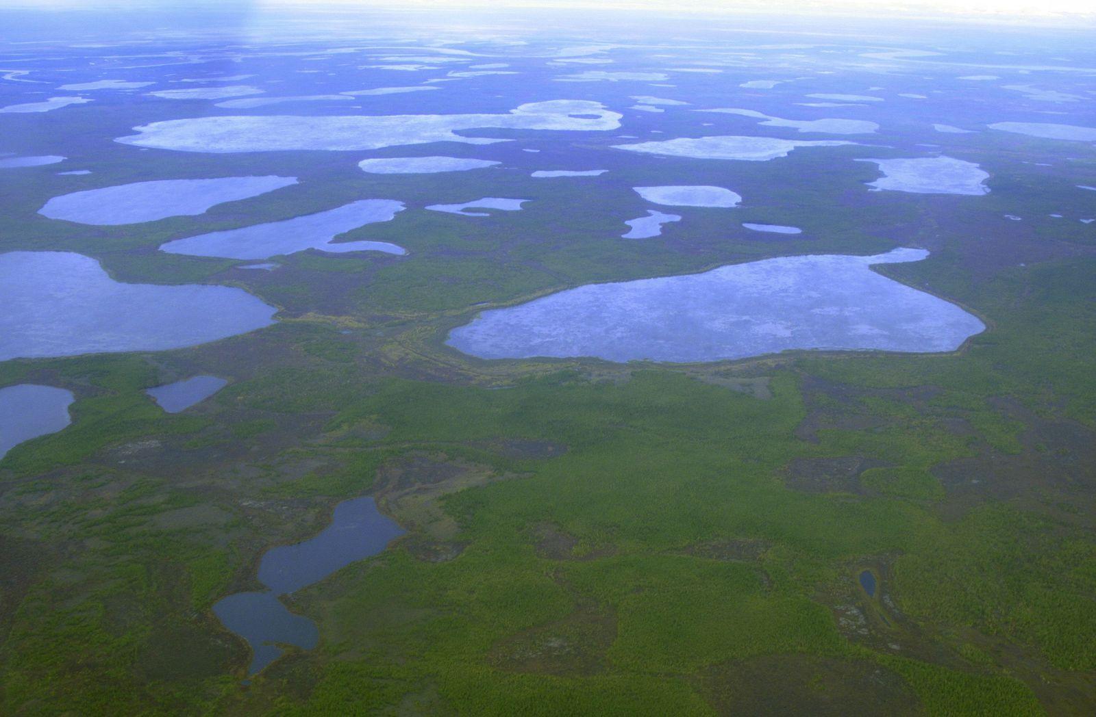Permafrost/Sibirien