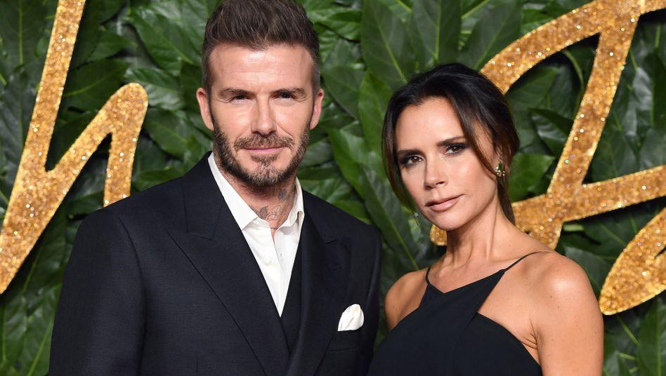 David & Victoria Beckham (2018)