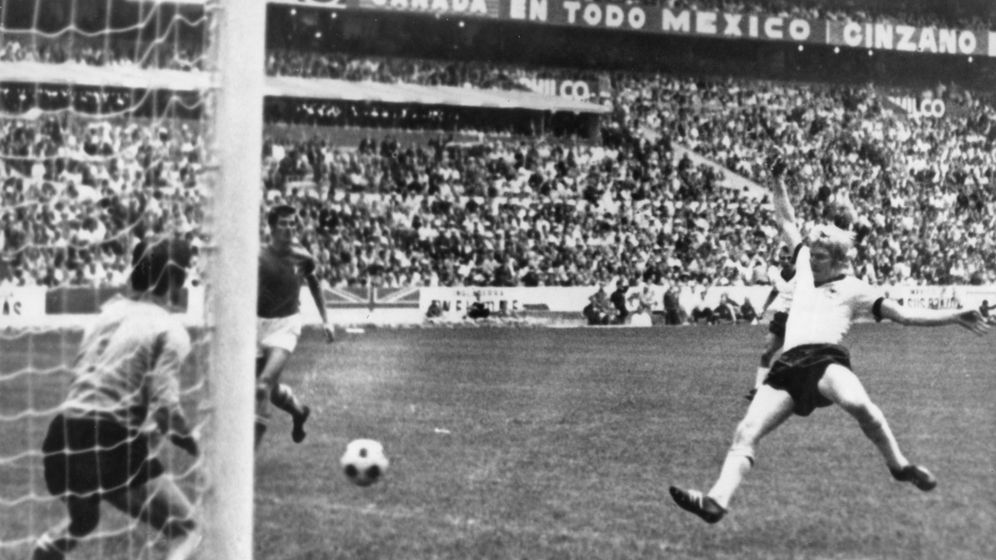 WM-Halbfinale 1970: Spiel des Lebens