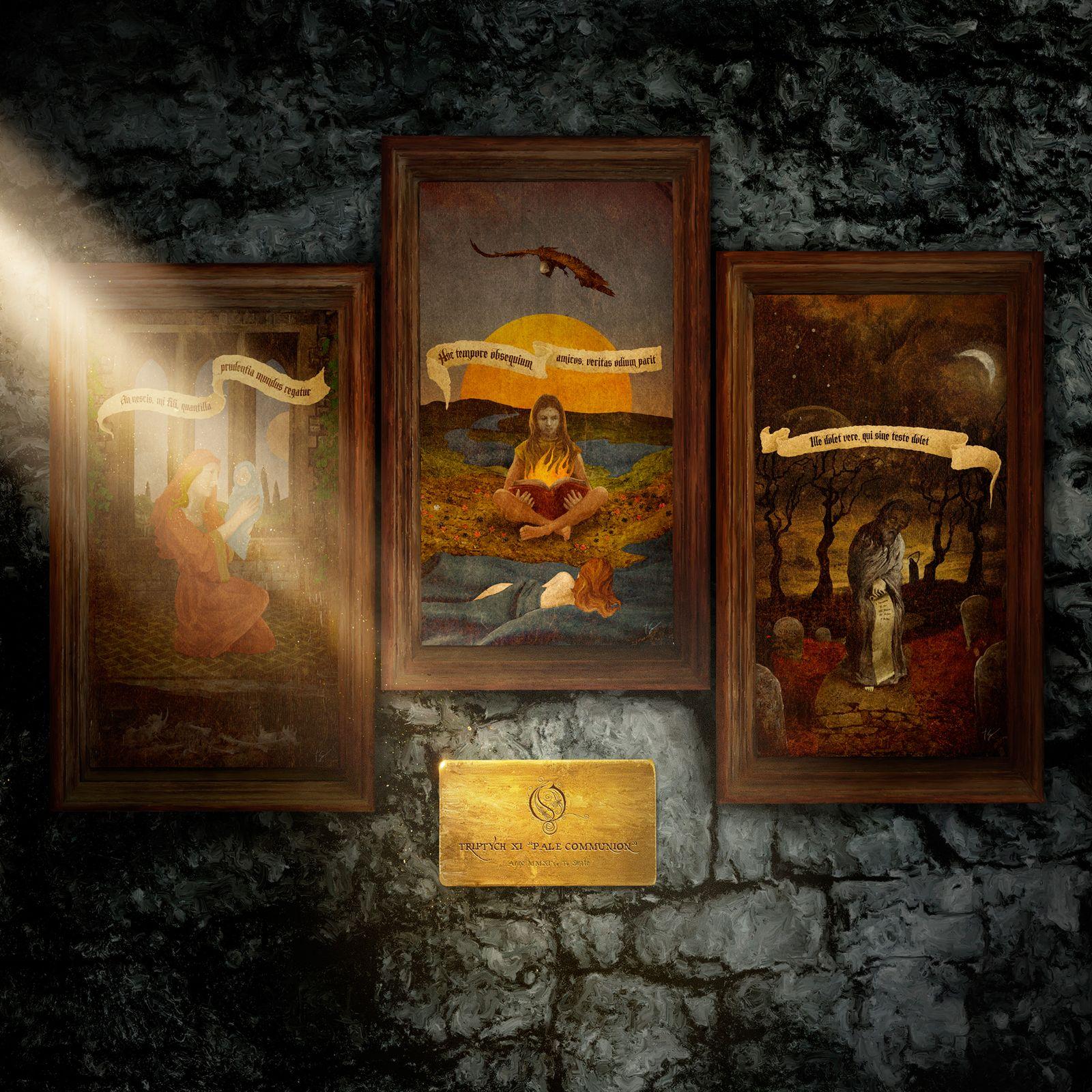 Amtlich/ Opeth: Pale Communion COVER