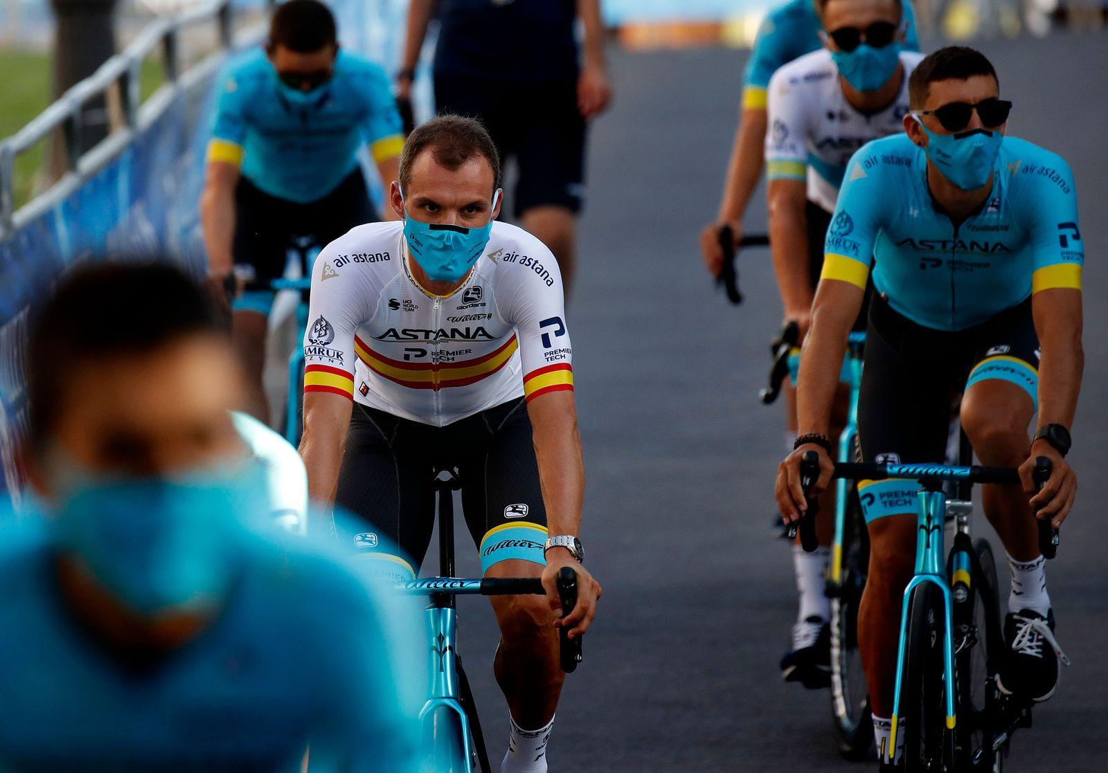 Tour de France 2020, Nice - 27 Aug 2020