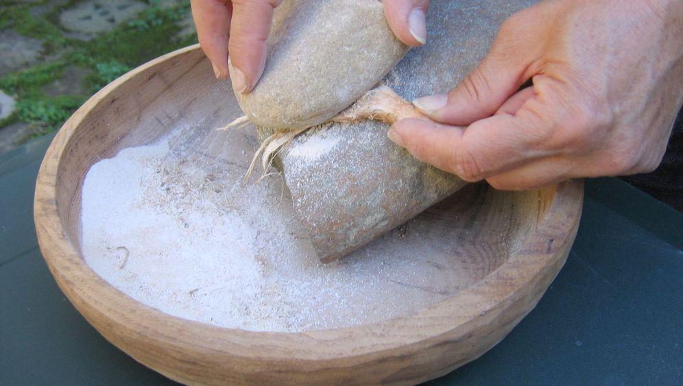 Steinzeit: Mahlen vor 30.000 Jahren
