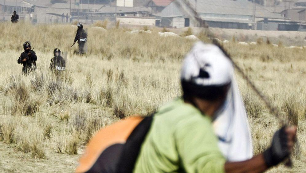 Peru: Aufstand gegen Xstrata