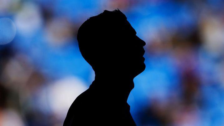 Fotostrecke: Fußballer und Werbe-Ikone