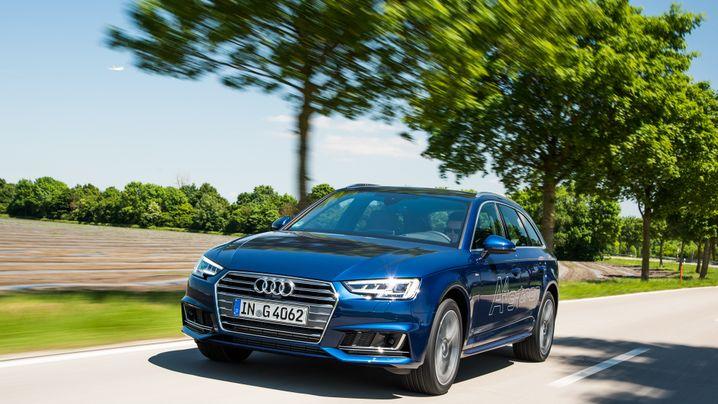 Autogramm Audi A4 Avant G-Tron: Eine Art Diesel-Ersatz