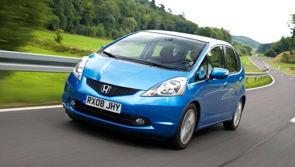 Honda Jazz: Mehr als 600.000 Autos müssen geprüft werden