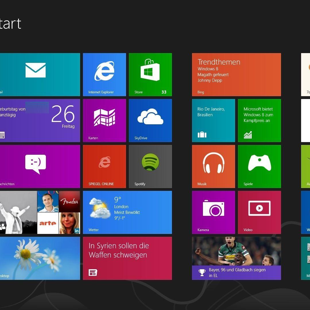 """PC-Markt-Einbruch: """"Windows 8 hat versagt"""""""