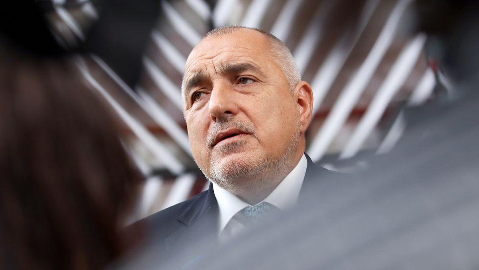 Bulgariens Premierminister Bojko Borissow: 500-Euro-Bündel und eine Pistole auf dem Nachttisch?