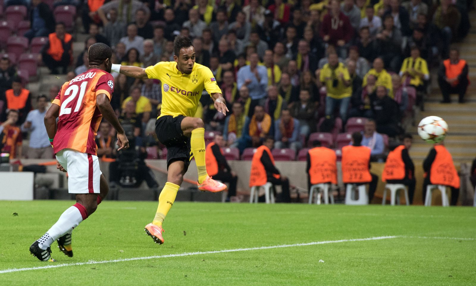 Galatasaray Istanbul - Borussia Dortmund