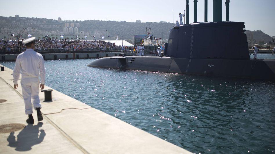 U-Boot in Haifa