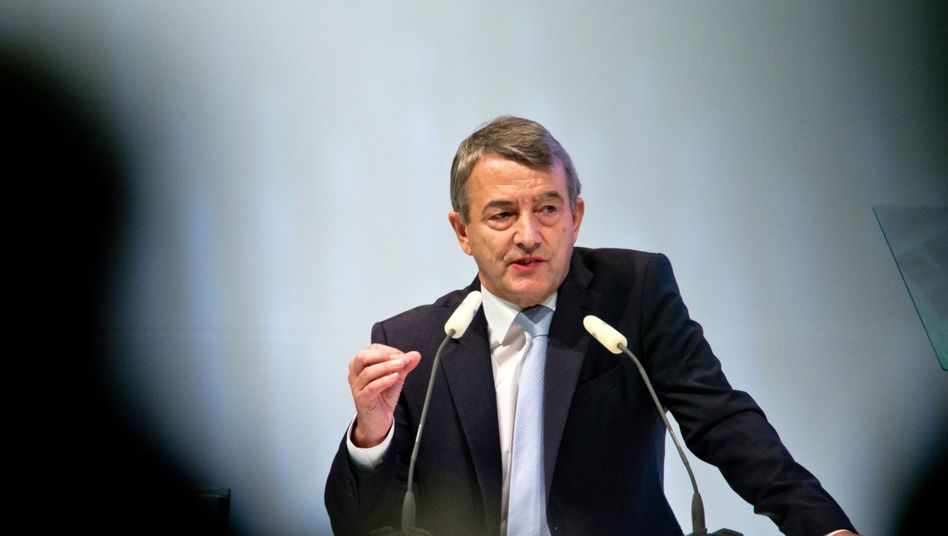 """DFB-Präsident Niersbach: """"Total optimistisch, Gastgeber 2024 zu werden"""""""
